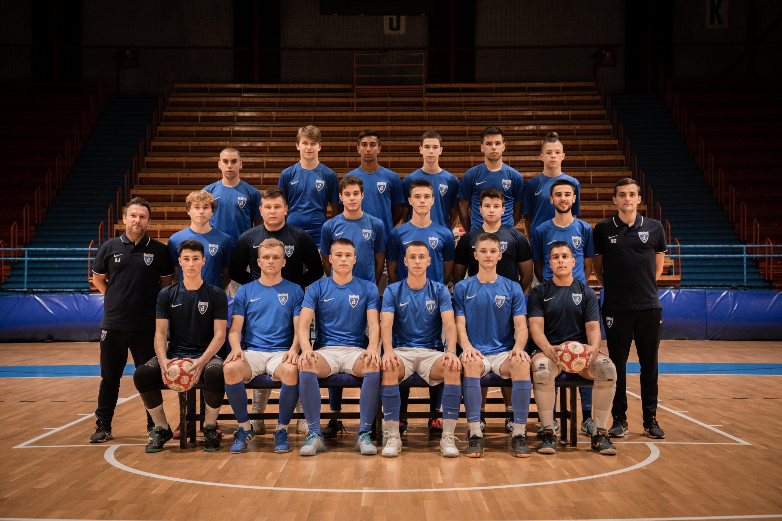 Futsal Dinamo juniori 2020/21