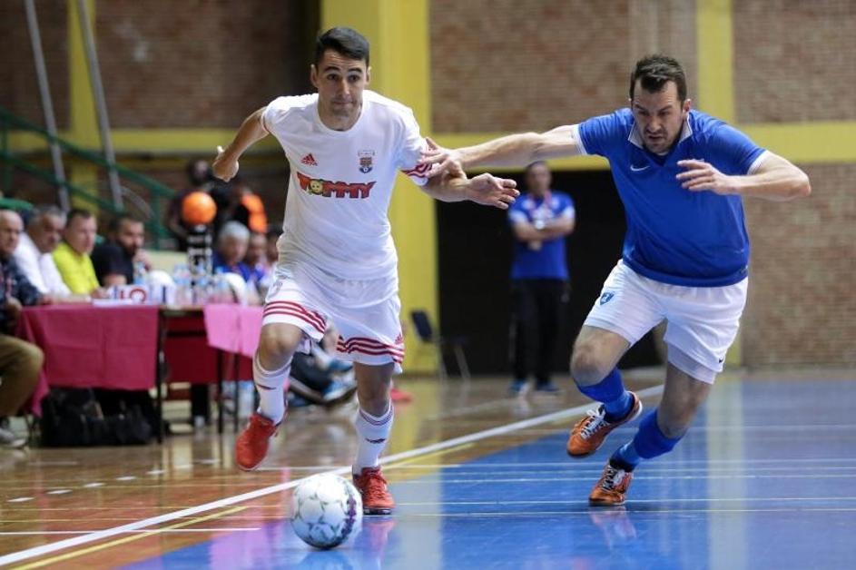 Futsal Dinamo - FC Split