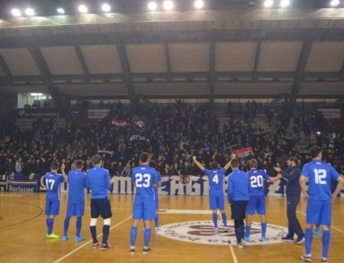 Dinamo slavio u Dubrovniku i plasirao se u polufinale!