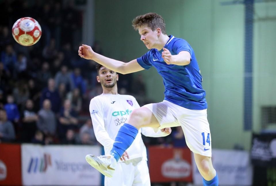 Mužar: Protiv Jesenja želimo se vratiti na pobjedničke staze - Futsal Dinamo