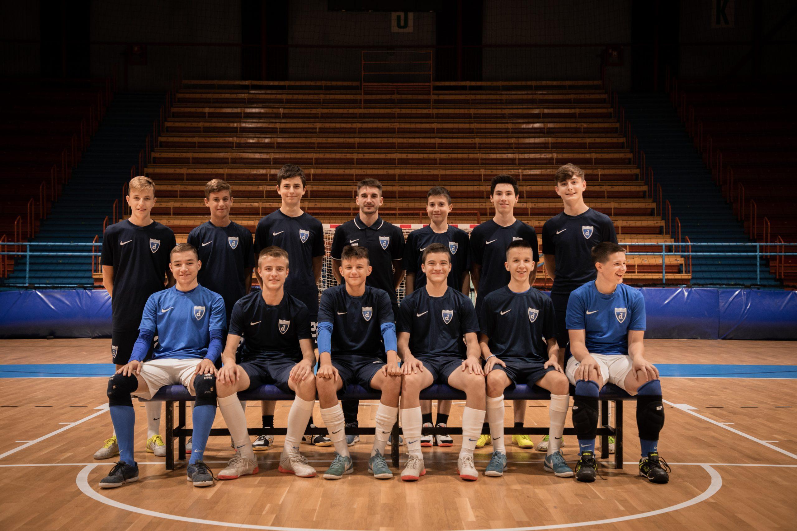 Futsal Dinamo kadeti 2020/21