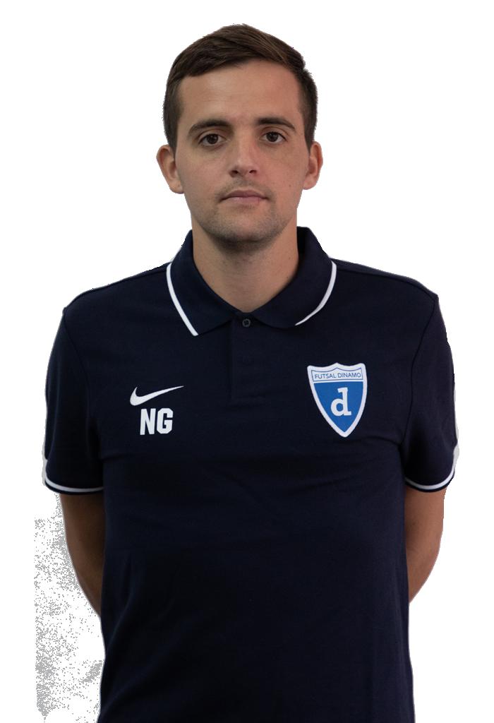 Nikola Grgić pomoćni trener Futsal Dinama