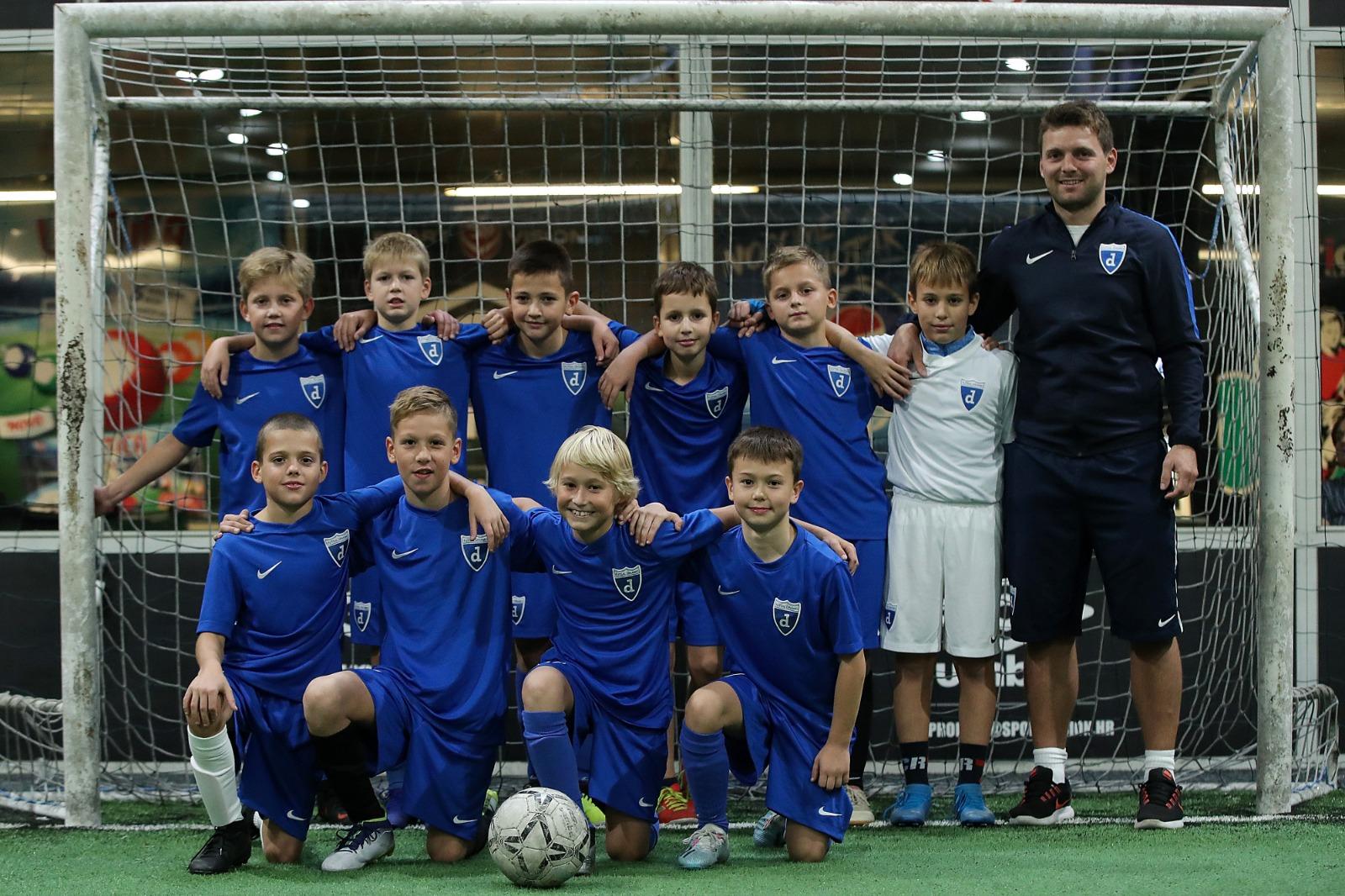 Futsal Dinamo U-11 momčad