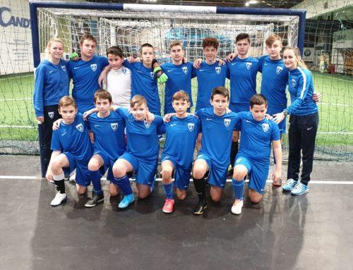 Futsal Dinamo U-15 – sezona 2019/20