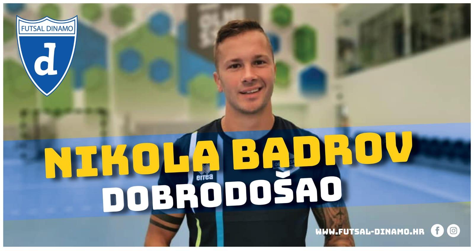 Nikola Badrov - prvak države