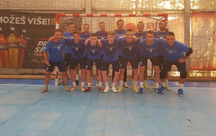 Momčad Futsal Dinama započela s pripremama