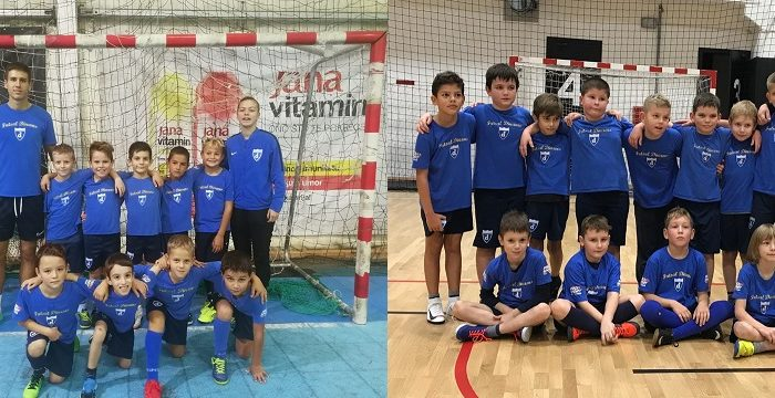 Futsal Dinamo U-9 za sezonu 2019/20