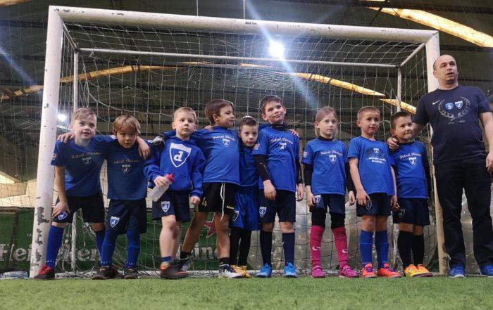 Futsal Dinamo U-7 generacija