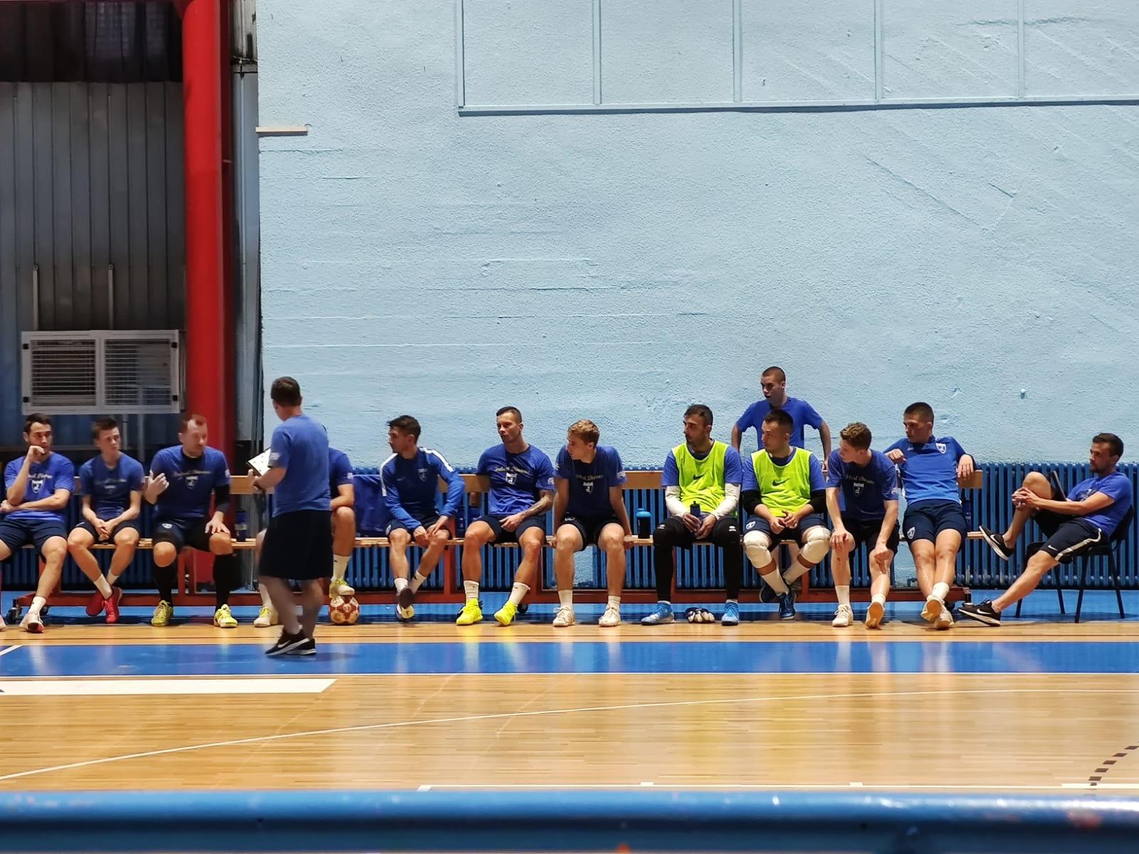 Dinamo Megaton, slijedi utakmica s Goricom