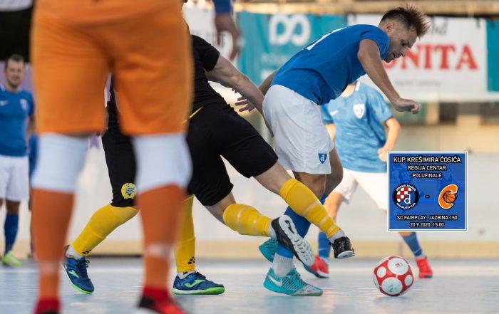 Dvije Dinamove utakmice
