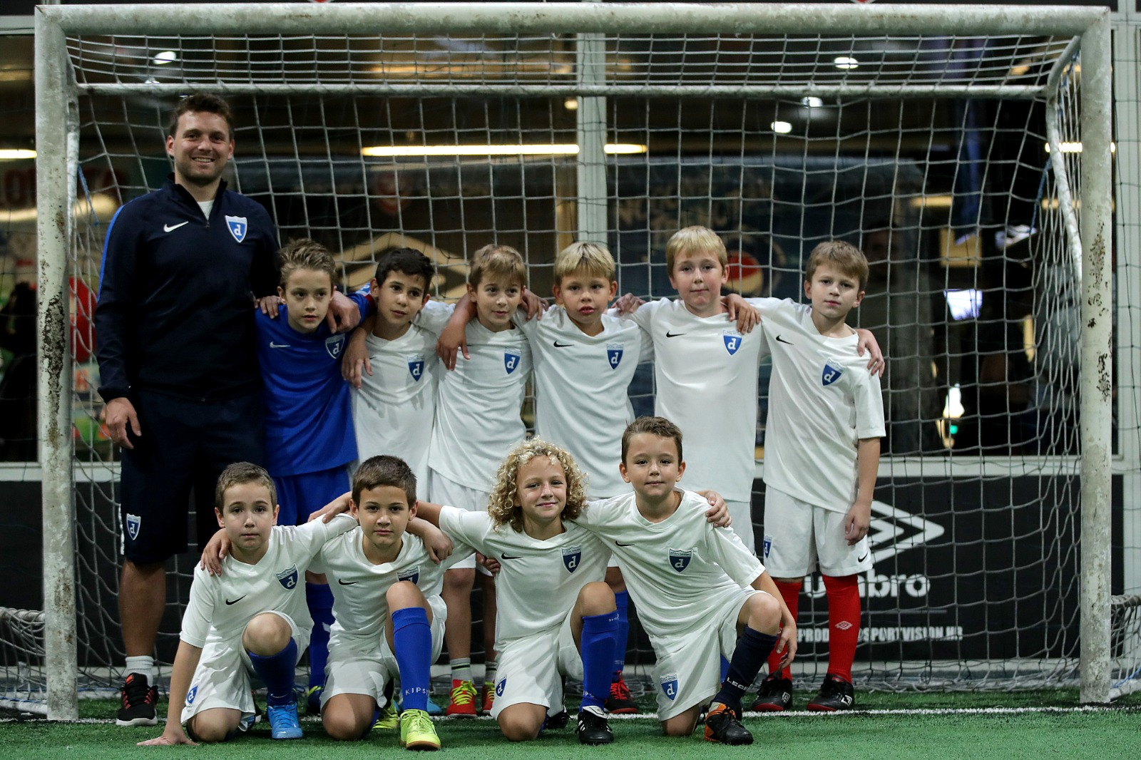 Futsal Dinamo U-10 generacija
