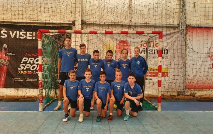 Futsal Dinamo U-15 generacija