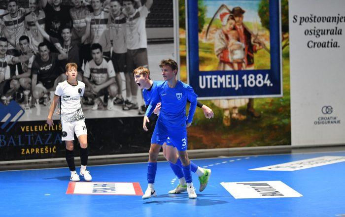 Futsal Dinamo kadeti juniori