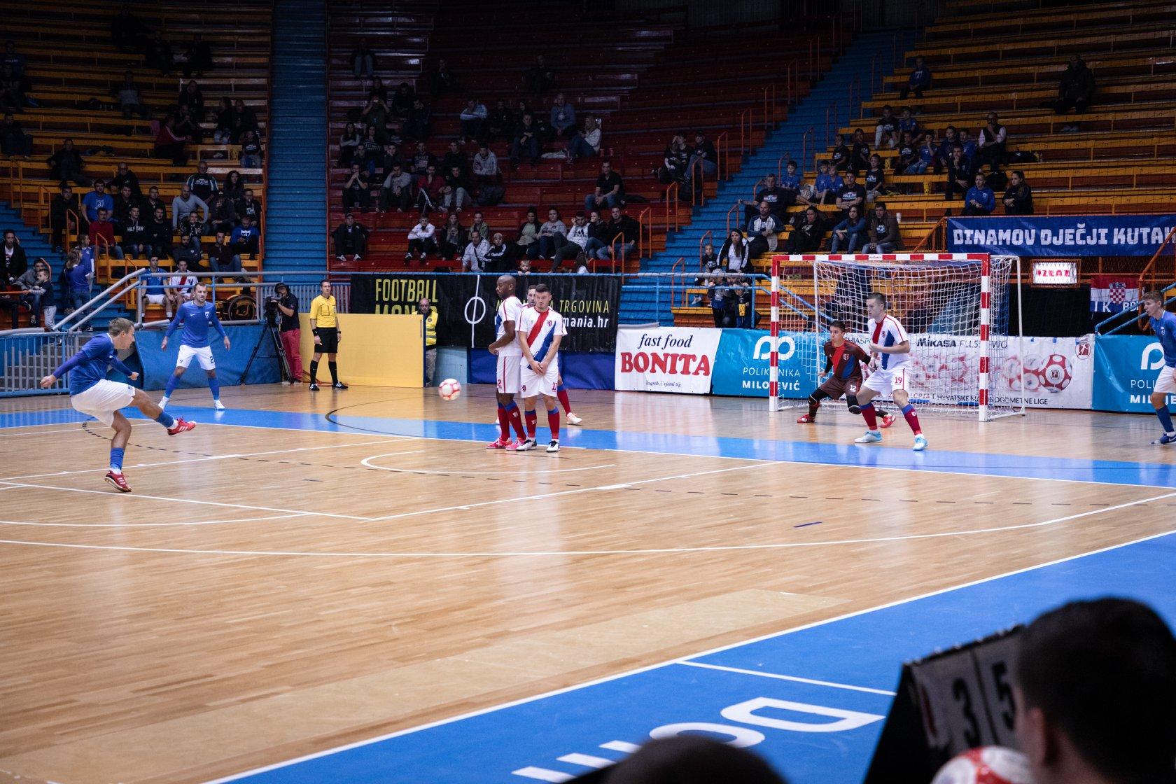 Dinamo vs Square Dubrovnik