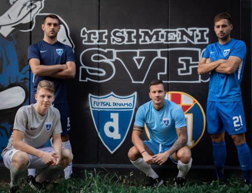 Predstavljeni novi dresovi: Četiri boje za sezonu 2020/21