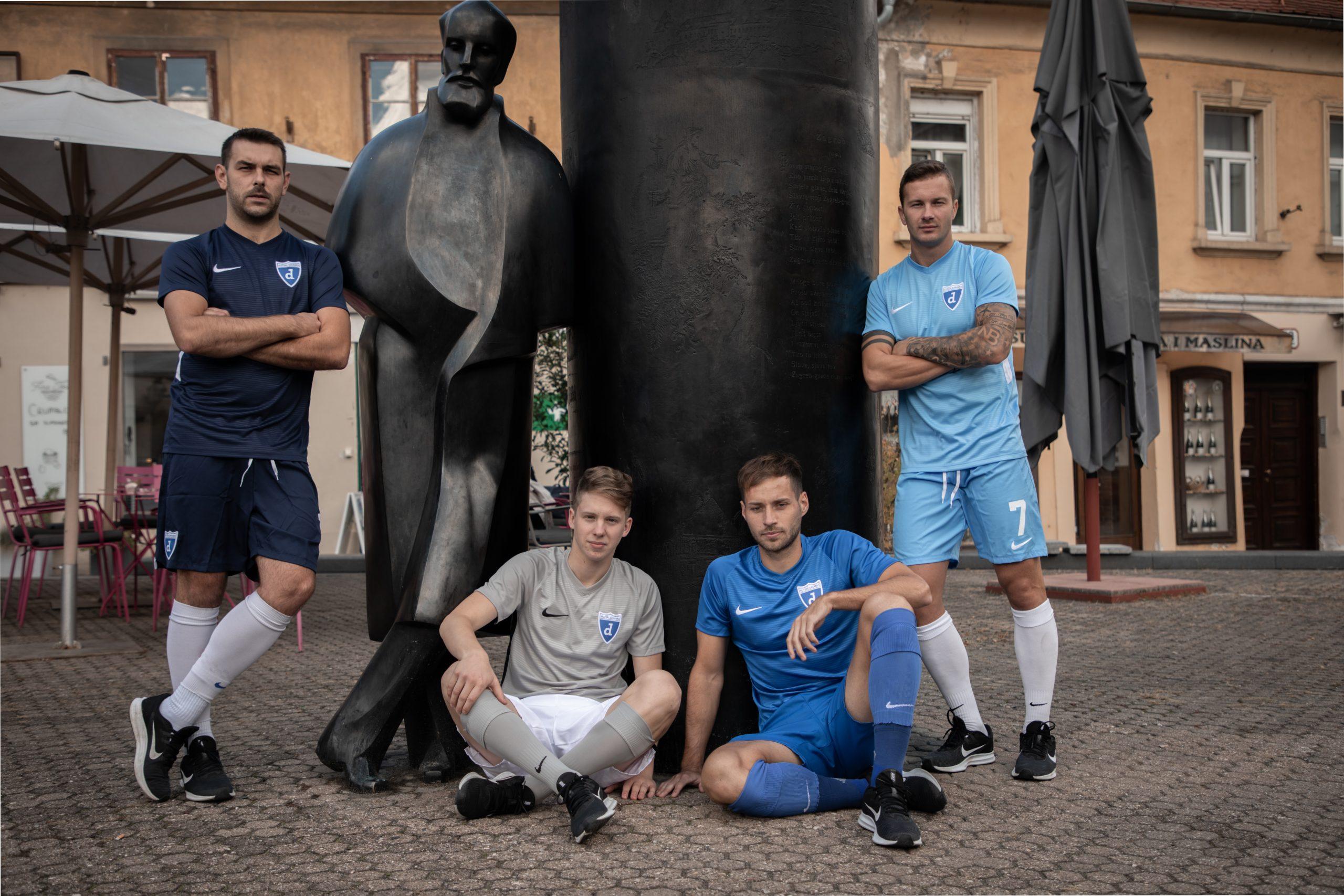 Novi dresovi Dinamo