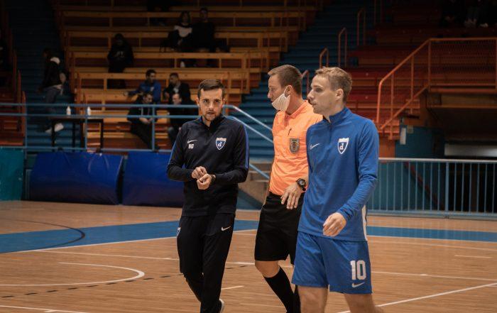 Nikola Grgić pomoćni trener Futsal Dinama i voditelj Škole Futsala