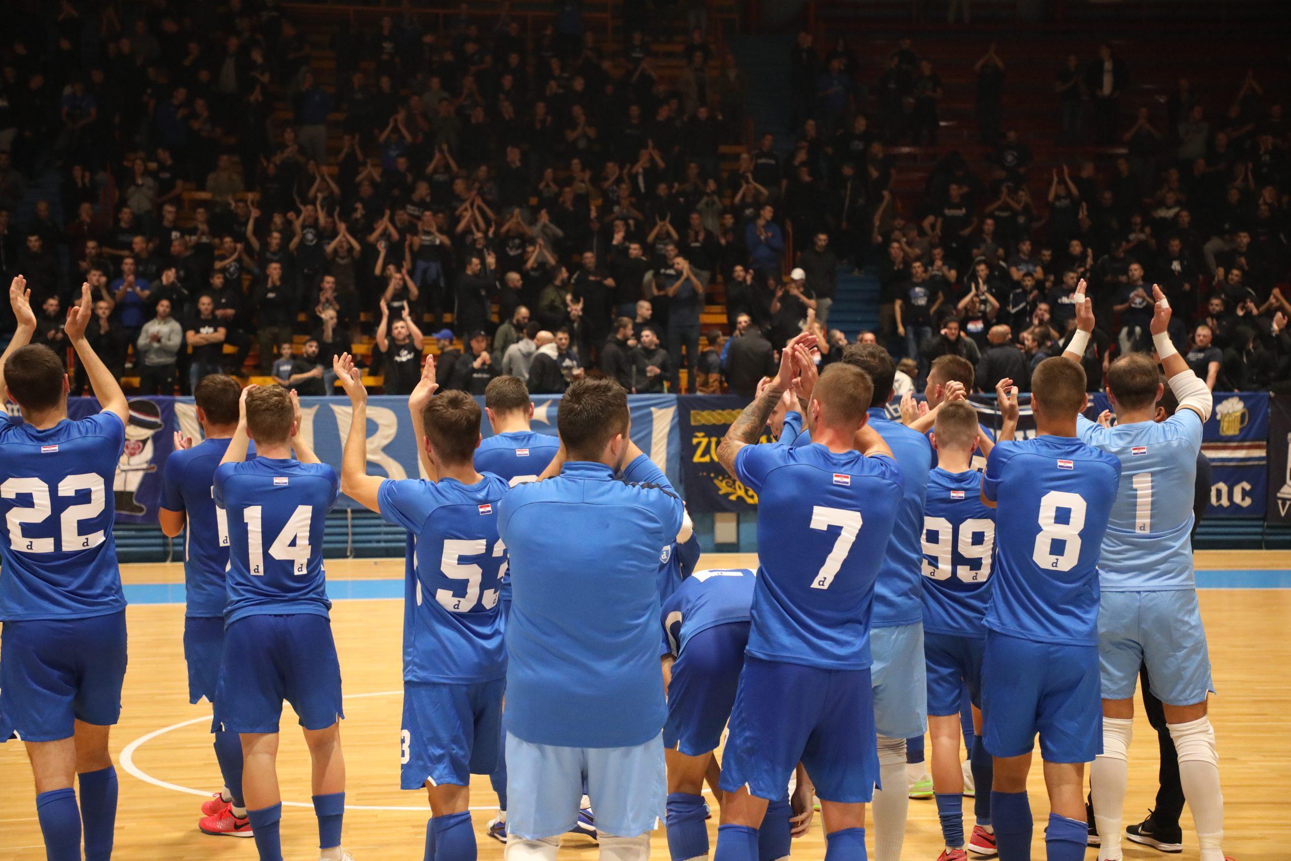 Povratak Navijača Futsal Dinamo