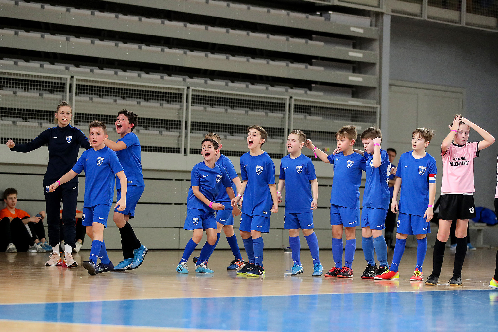 sport - razvoja djetetova karaktera