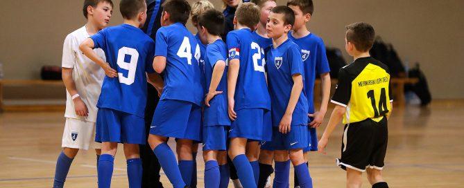 Škola Futsala u 2020.