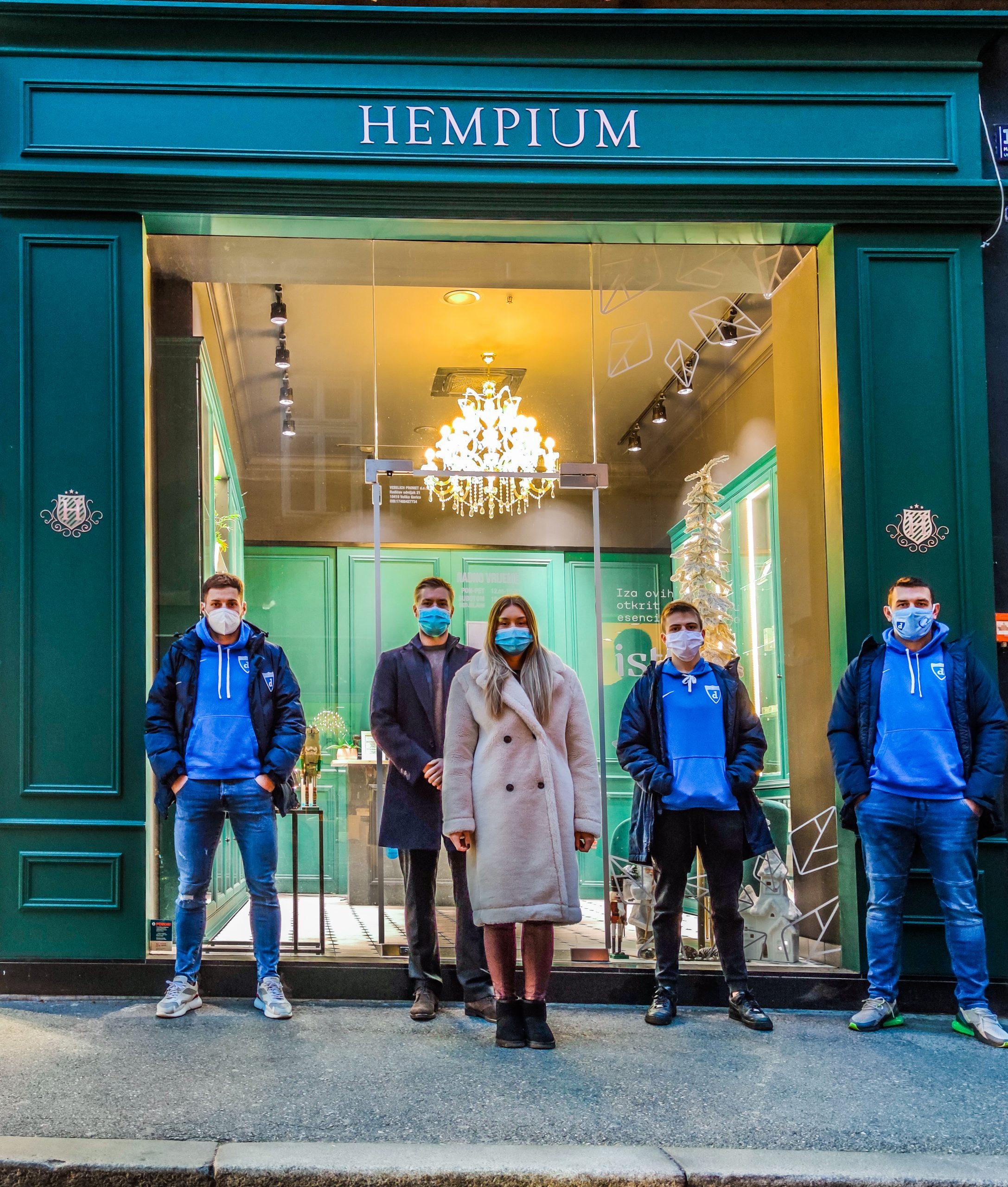 hempium futsal dinamo