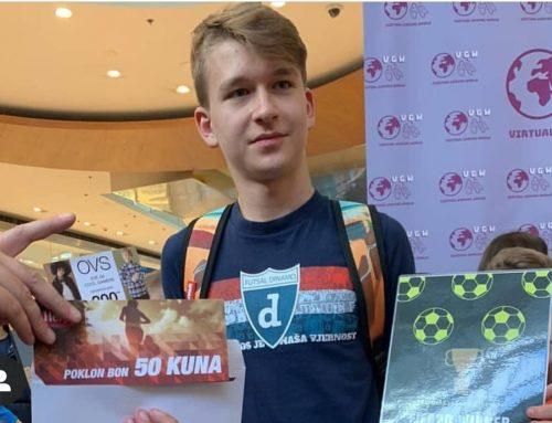 Andrija Vrcan: Velika mi je čast završiti među top 8 hrvatskih igrača!