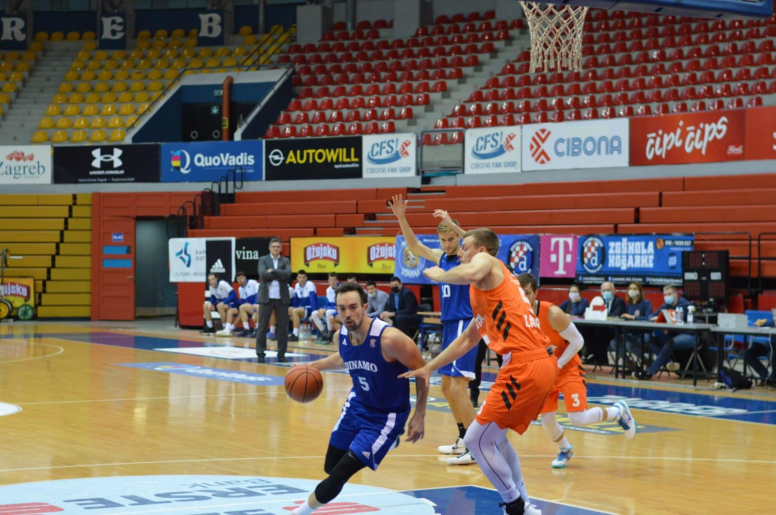 Cedevita junior svladala Dinamo