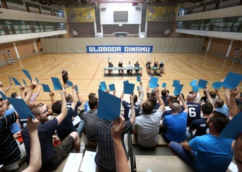 Godišnja skupština Futsal Dinama