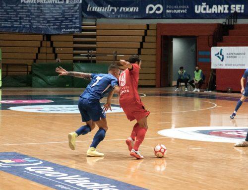 Futsal Gorica za novu generalku pred prvenstvo