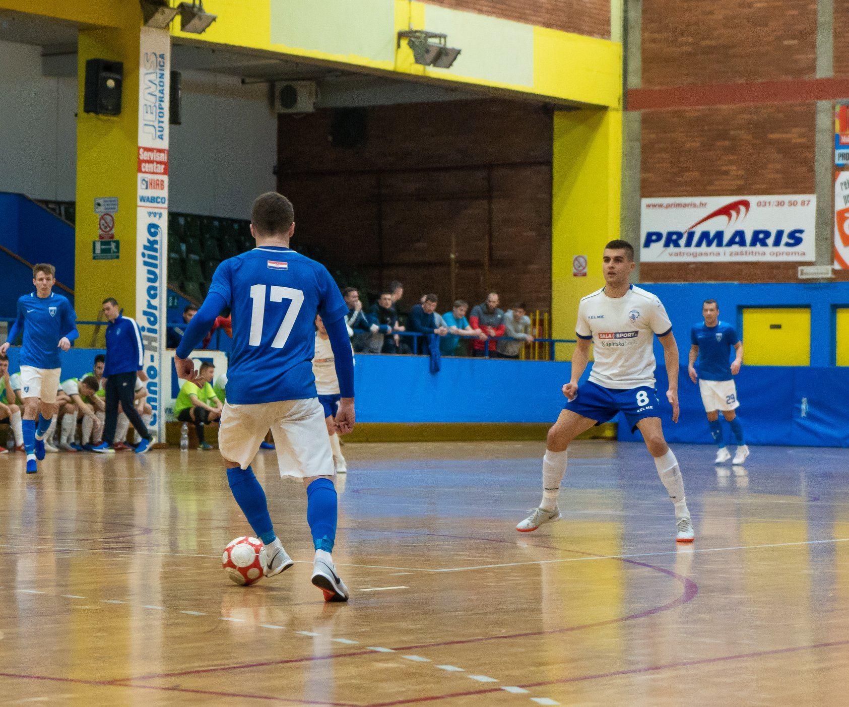 Bijelo-plavi