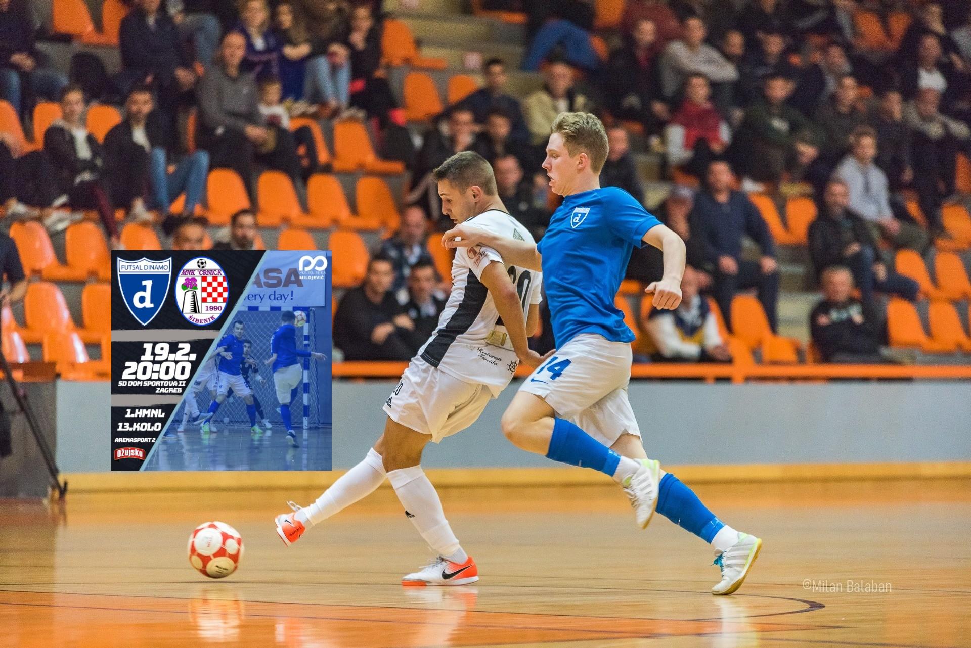 Dinamo protiv Crnice