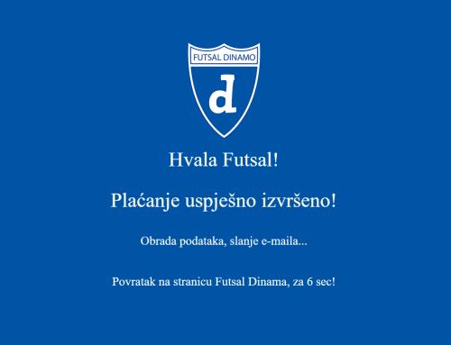 Učlani se u Dinamo – još lakše i još brže!