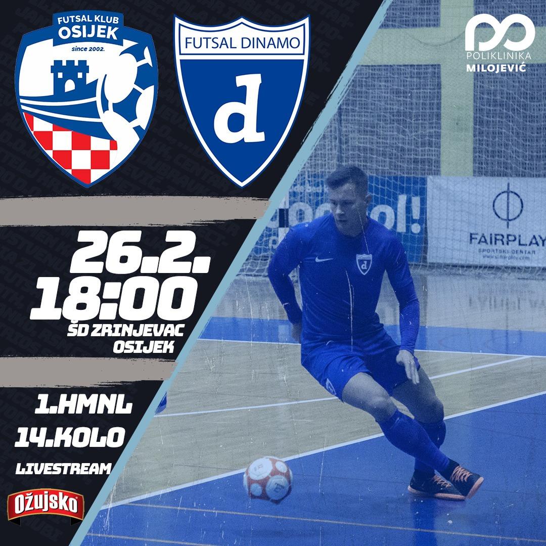 Osijek - Dinamo