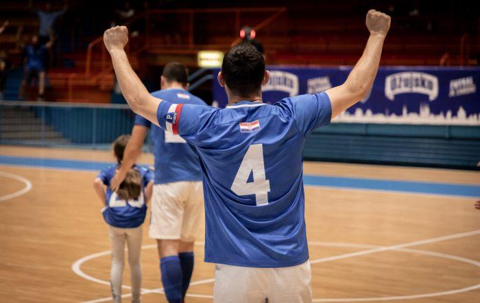 Futsal Dinamo želi nastaviti pozitivan niz