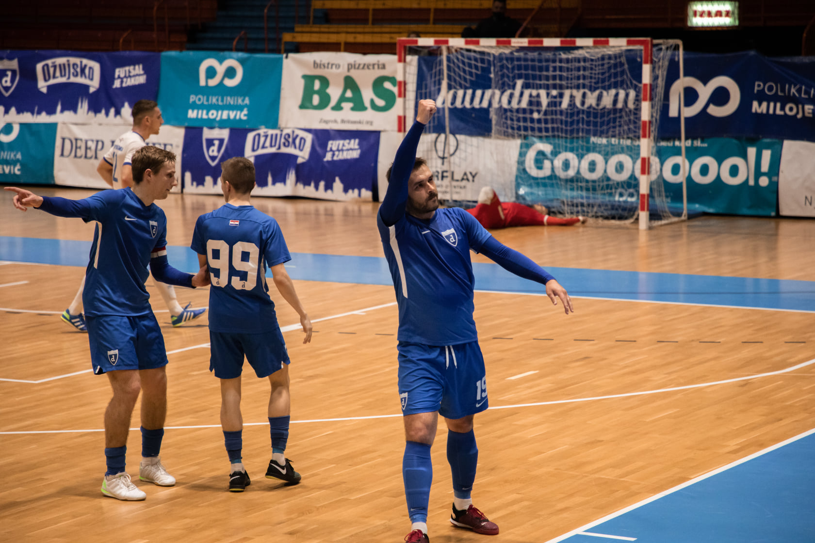 Igrač utakmice protiv Uspinjače - Grbeša
