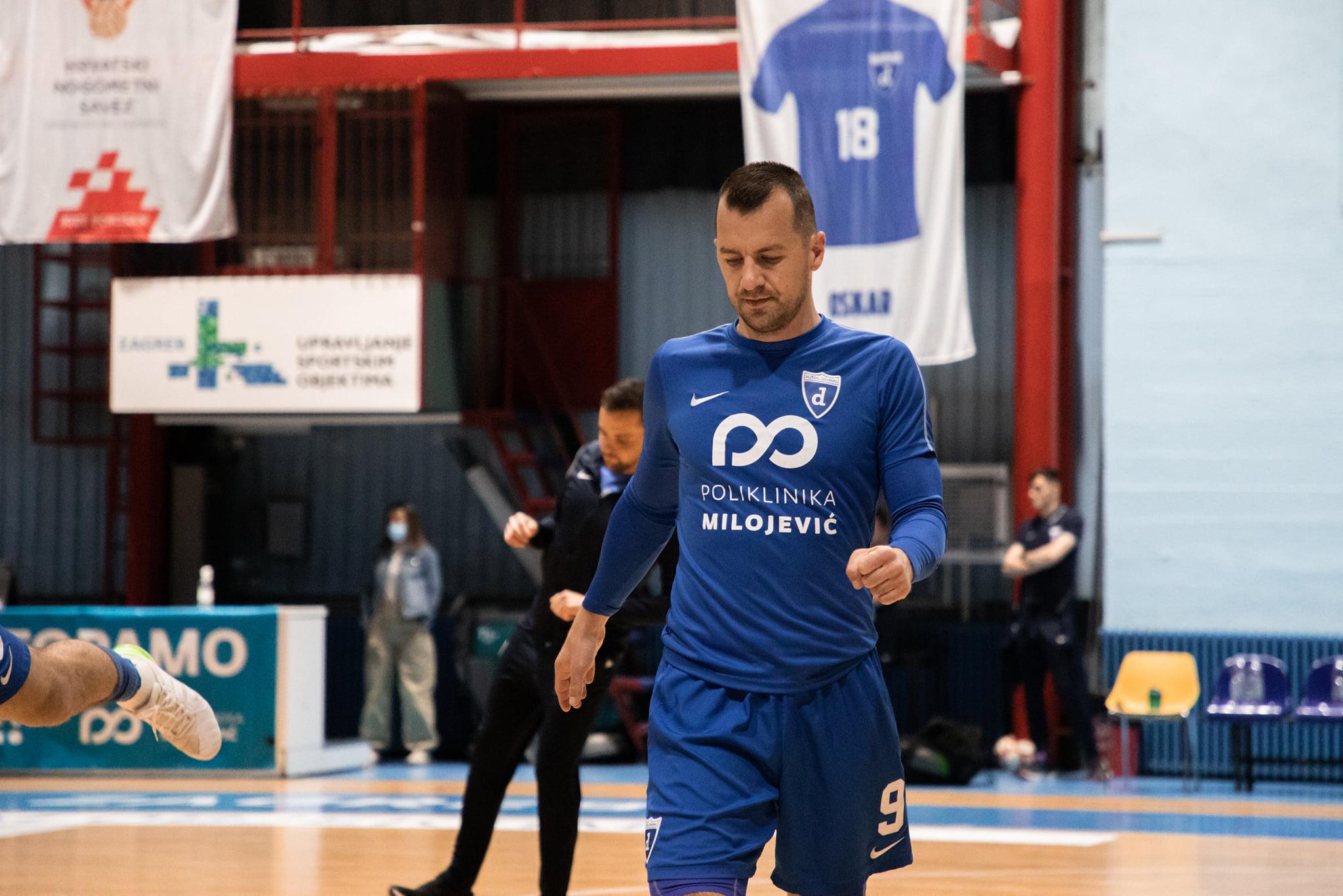 Igrač utakmice protiv Uspinjače - Penava