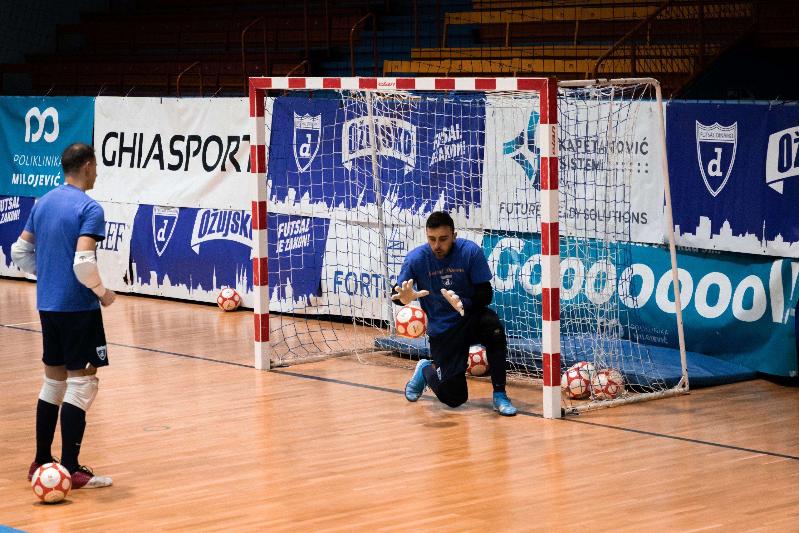 ivan pavlić futsal dinamo