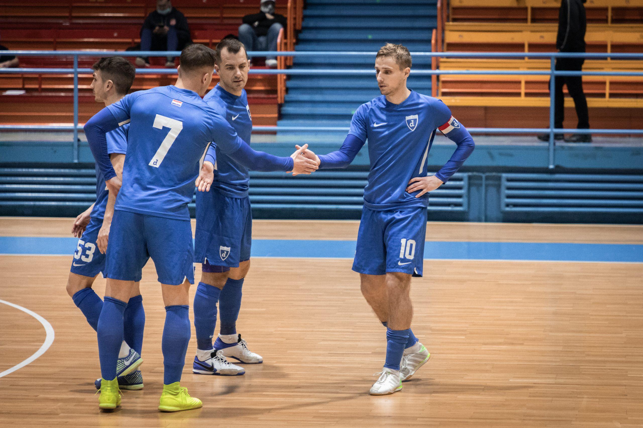 Futsal Dinamo traži nastavak pozitivnog niza