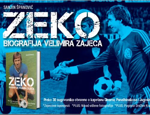 Intervju s volonterom Futsal Dinama i – Velimirom Zajecom: Zeko je najkompletnija ličnost u Dinamovoj povijesti!