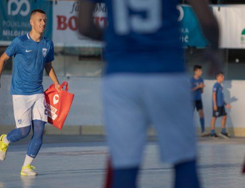 Kiko Dragaš Selaković: S ovom ekipom proveo sam fantastičnu godinu. Drago mi je da sam bio njen član!