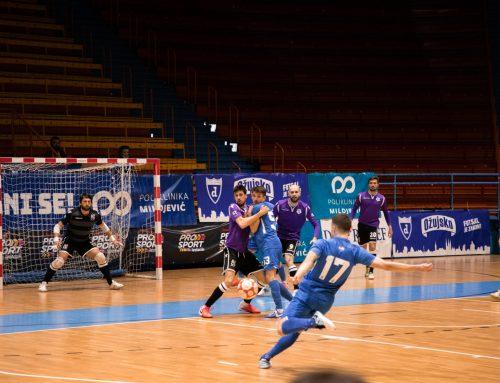 Mladi Splićani stoje na putu Dinamu prema polufinalu