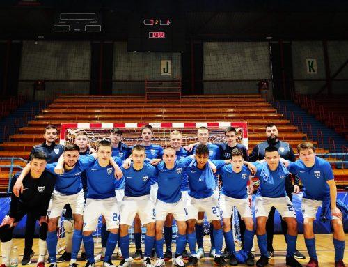 Futsal Dinamo u polufinalu prvenstva protiv gradskog rivala!