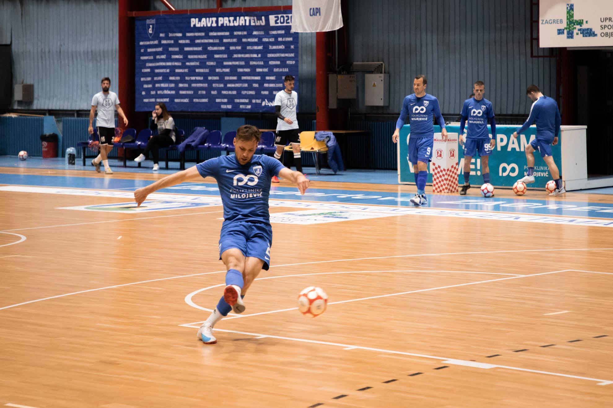 Prgomet - kandidat za igrača utakmice protiv Universitasa