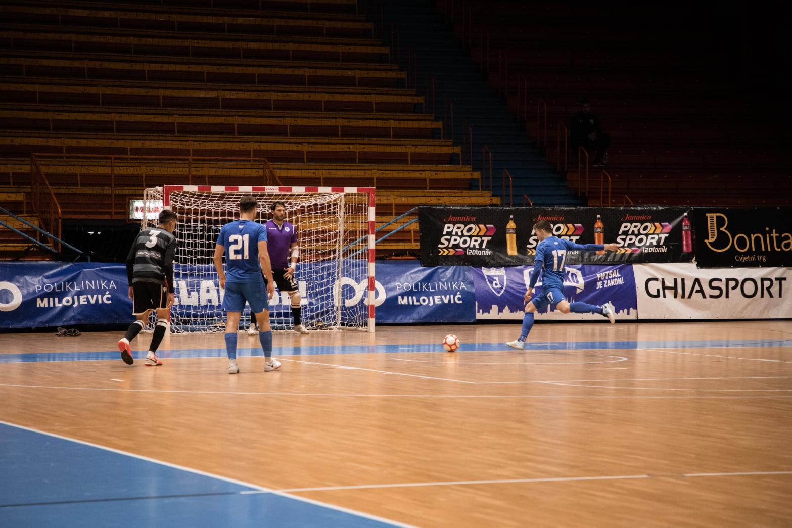 Universitas - Polufinale najava, druga utakmica