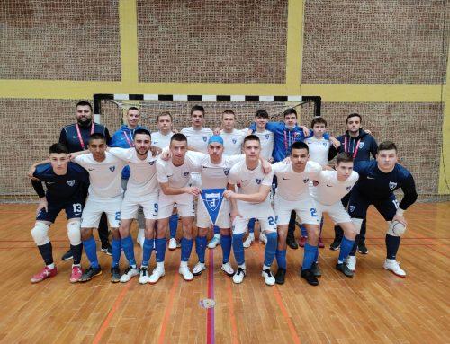 Futsal Dinamo u 15:30 igra finale prvenstva Hrvatske za juniore!