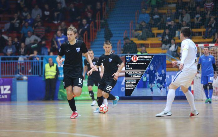 Dinamo u četvrtfinalu