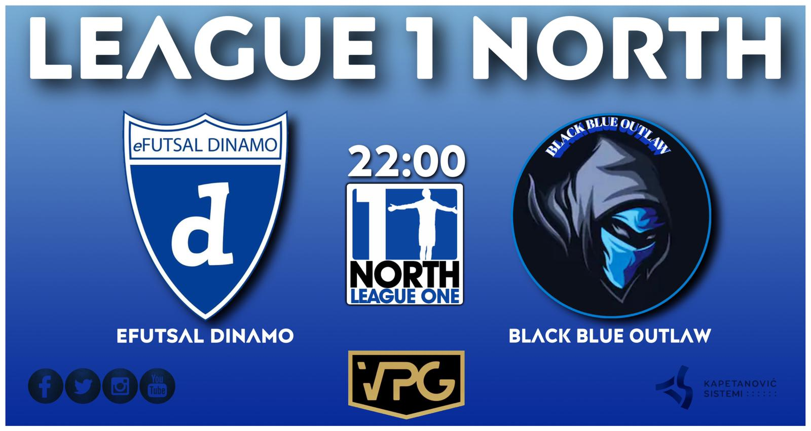 eSport Dinamo vs BBO