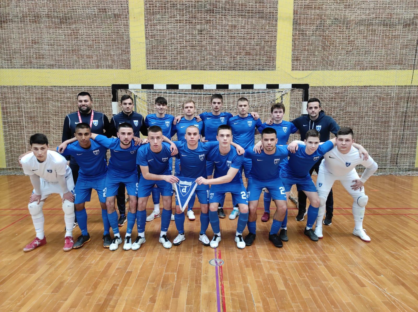 Futsal Dinamo juniori