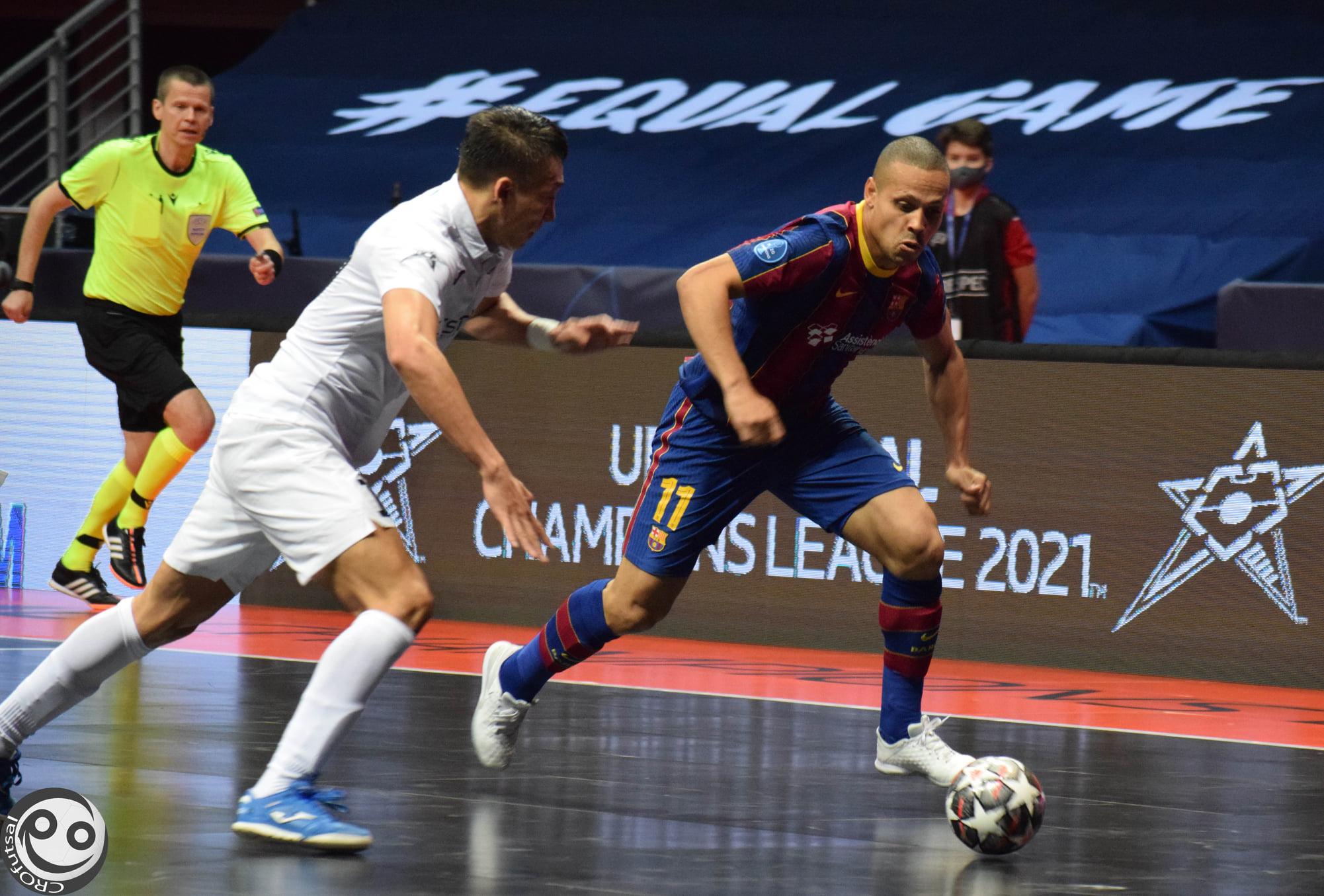Dva članska kluba u finalu lige prvaka