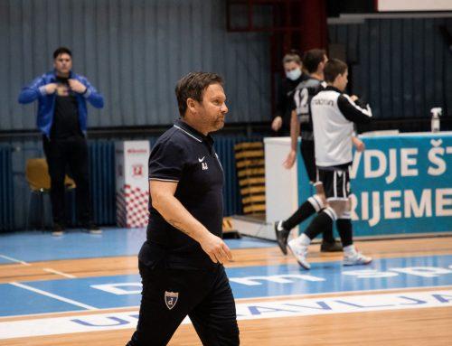 Alen Jukić: Beskrajno sam tužan jer nismo izborili majstoricu, zaslužili smo je